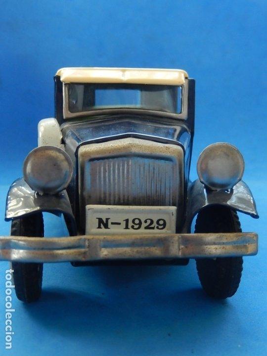 Juguetes antiguos de hojalata: Coche. ¿Mercedes Benz 460 Pullman? N - 1929. - Foto 22 - 172416738