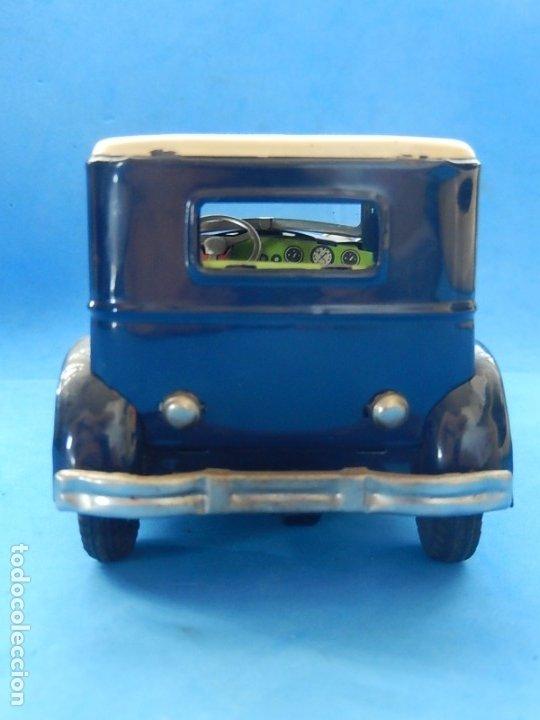 Juguetes antiguos de hojalata: Coche. ¿Mercedes Benz 460 Pullman? N - 1929. - Foto 23 - 172416738