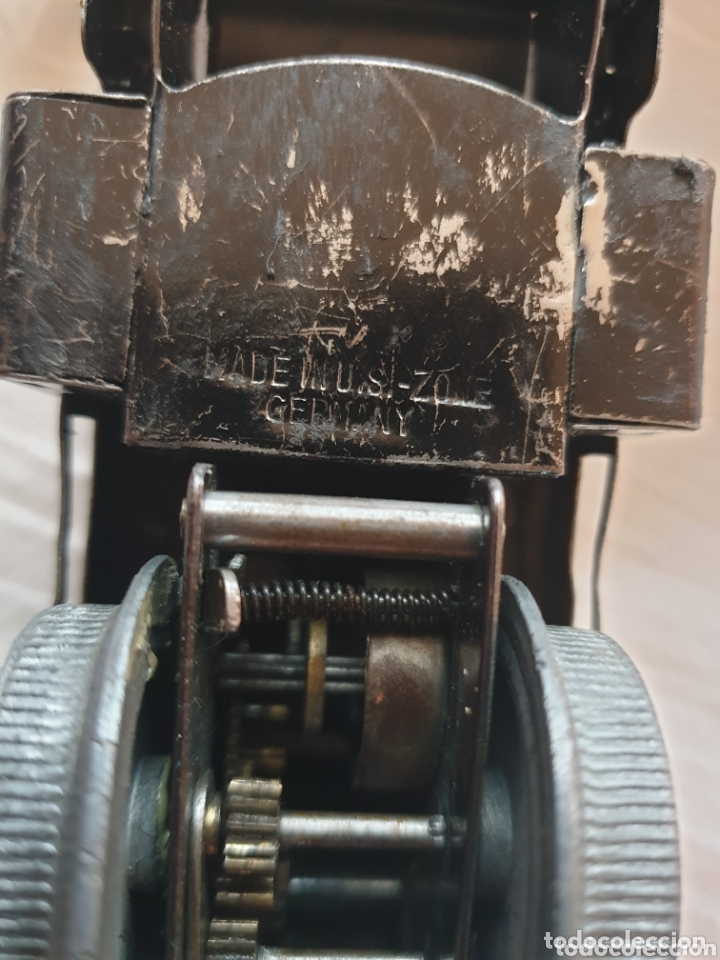 Juguetes antiguos de hojalata: Antiguo tren distler hojalata cuerda - Foto 14 - 173001999
