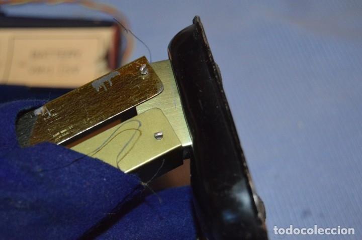 Juguetes antiguos de hojalata: VINTAGE - ANTIGUA AUTÓMATA - HAPPY MINER - MADE IN JAPAN - ASAHI / AÑOS 60 - HOJALATA ¡Muy difícil! - Foto 14 - 173587137