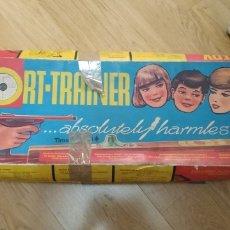 Juguetes antiguos de hojalata: SPORT TRAINER TECHNOFIX. Lote 175476140