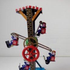 Juguetes antiguos de hojalata: JUGUETE DE HOJALATA DE LA COLECCION TIN TOYS Nº 10. Lote 175933724