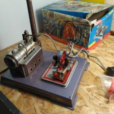 Juguetes antiguos de hojalata: WILESCO D 12 ELECTRICA A 220. Lote 176678687