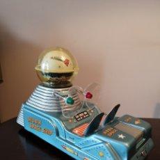 Juguetes antiguos de hojalata: NOMURA MOON SPACE SHIP ORIGINAL 1958 NAVE ESPACIAL STAR. Lote 184914298
