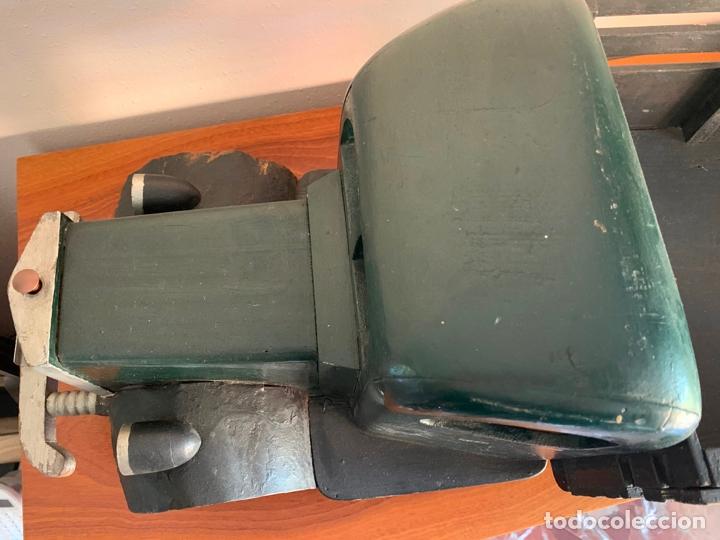Juguetes antiguos de hojalata: CAMION MERCEDES L-6600 DE 1949 86 CMS MADERA DENIA BARCELONA - Foto 12 - 178111732