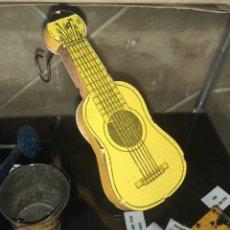 Juguetes antiguos de hojalata: CARRACA DE HOJALATA DE RICO. NO PAYA NO JYESA. TIN TOY RICO. Lote 179072180