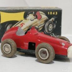 Juguetes antiguos de hojalata: SCHUCO MICRO RACER 1043. Lote 181438353