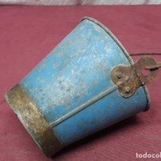 Juguetes antiguos de hojalata: CALDERO DE JUGUETE. Lote 182333142