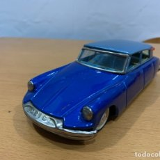 Juguetes antiguos de hojalata: BANDAI TIN TOY CAR CITROEN DS 19 MADE IN JAPAN. Lote 183014431