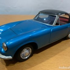 Juguetes antiguos de hojalata: BANDAI TIN TOY CAR LOTUS ELAN MADE IN JAPAN. Lote 183014708