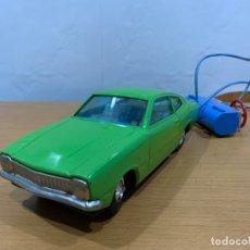 Juguetes antiguos de hojalata: BANDAI TIN TOY CAR FORD MAVERICK ELECTRIC MADE IN JAPAN. Lote 183017397