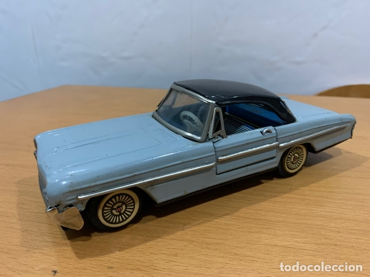 MF 830 OLDSMOBILE TIN TOY CAR MADE IN CHINA AÑOS 60 (Juguetes - Juguetes Antiguos de Hojalata Internacionales)