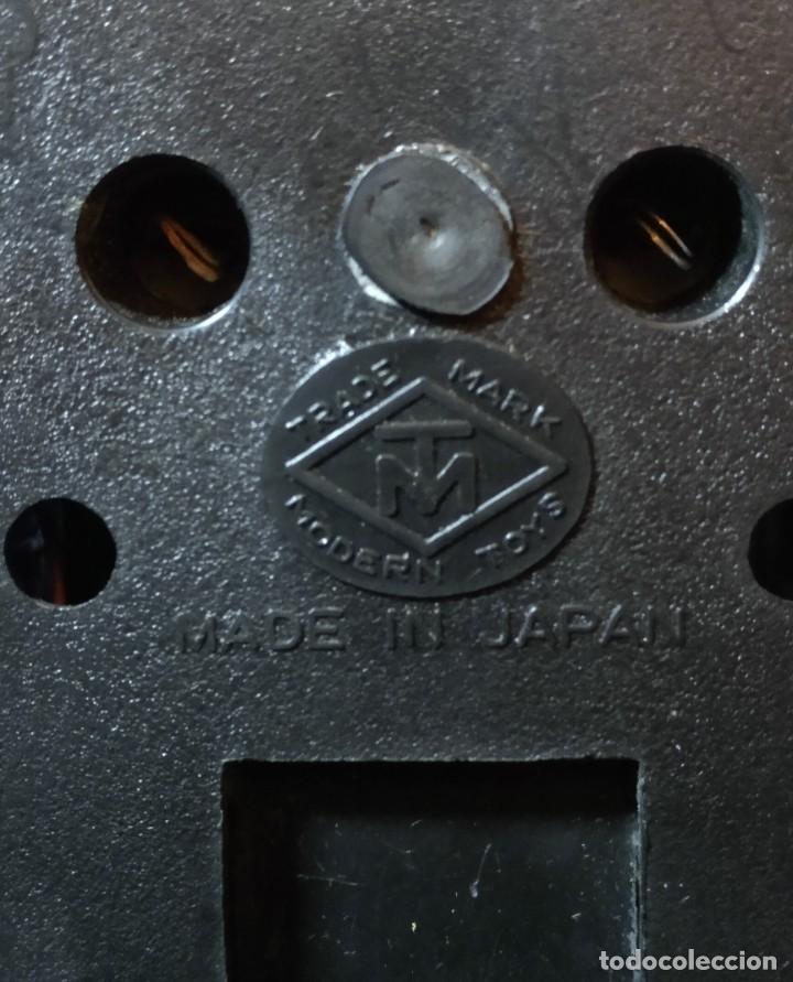 Juguetes antiguos de hojalata: Tren de Holata Expresso Piston Silver Mountain - Foto 22 - 186150103