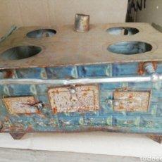 Juguetes antiguos de hojalata: ANTIGUO JUGUETE DE CHAPA. Lote 187494400