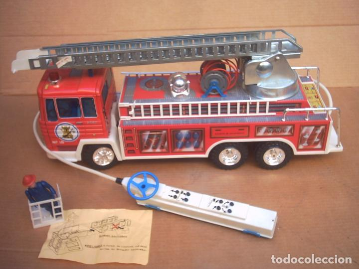 Funciona Ver Video Camion Bomberos Pegaso Sold Through Direct Sale 188761855