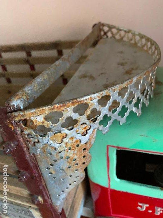 Juguetes antiguos de hojalata: CAMION PEGASO Z-202 73 CMS AÑOS 50 - Foto 23 - 190852410