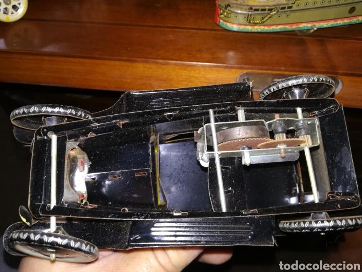 Juguetes antiguos de hojalata: Lote de 9 viejos juguetes de hojalata PH - Foto 12 - 190875717