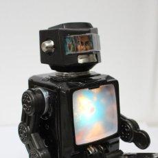 Jouets anciens en fer-blanc: ROBOT SPACE EXPLORER HORIKAWA 1971 MUY BUEN ESTADO, CASI NUEVO. FUNCIONANDO. VER VIDEO. Lote 191656437
