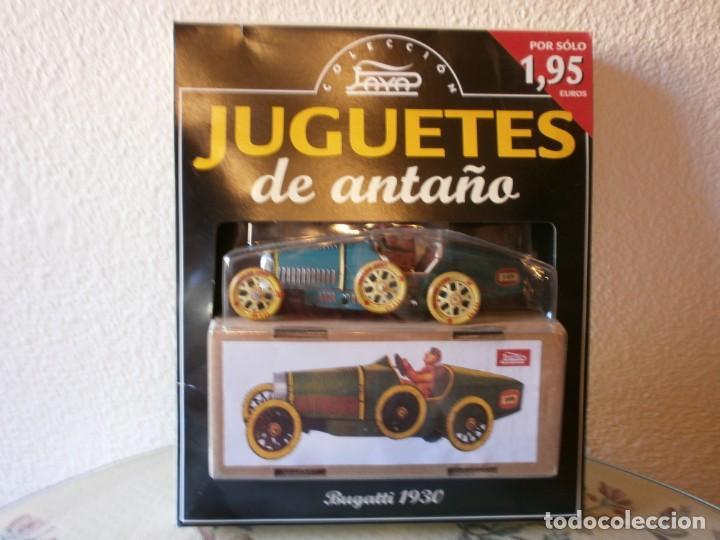 Juguetes antiguos de hojalata: COLECCIÓN JUGUETES DE HOJALATA DE ANTAÑO - PAYÁ - PERIÓDICO SUR - COMPLETA! - Foto 4 - 192861843