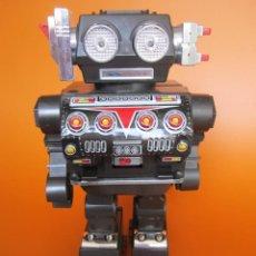 Juguetes antiguos de hojalata: ROBOT JAPONES SPACE - AÑOS 50 - 60. Lote 193351350