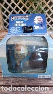 Juguetes antiguos de hojalata: ROBOT TELEGUIDE HERGOSS - SUPERTOYS 1983, MEDIDAS 10 X 9 CM - Foto 2 - 194193398