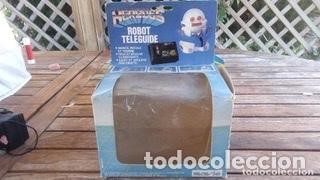 Juguetes antiguos de hojalata: ROBOT TELEGUIDE HERGOSS - SUPERTOYS 1983, MEDIDAS 10 X 9 CM - Foto 4 - 194193398