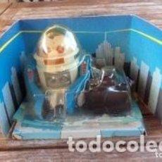 Juguetes antiguos de hojalata: ROBOT TELEGUIDE HERGOSS - SUPERTOYS 1983, MEDIDAS 10 X 9 CM. Lote 194193398