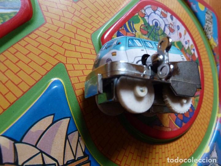 Juguetes antiguos de hojalata: TIN TOYS-CIRCUITO DE CARRERAS·REPR. JUGUETE DE HOJALATA- MODELOS DE COLECCION - Foto 3 - 194273567