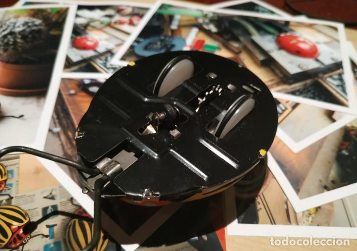 Juguetes antiguos de hojalata: Escarabajo Juguete de Hojalata antiguo cuerda Y fotos fabrica - Foto 4 - 194348255