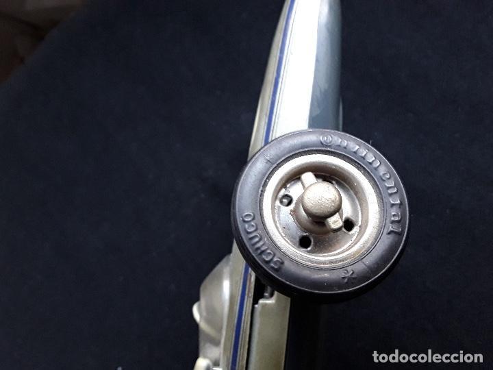 Juguetes antiguos de hojalata: COCHE BMW FORMEL 2 SCHUCO 1072,CHASIS METALICO Y CARROCERIA PLASTICO DURO,DE CUERDA - Foto 12 - 194750060