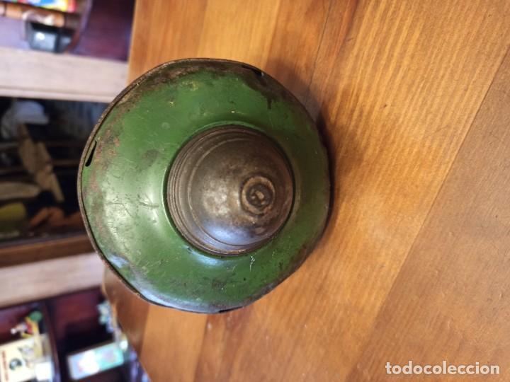 Juguetes antiguos de hojalata: Peonza francesa - Foto 4 - 194927570