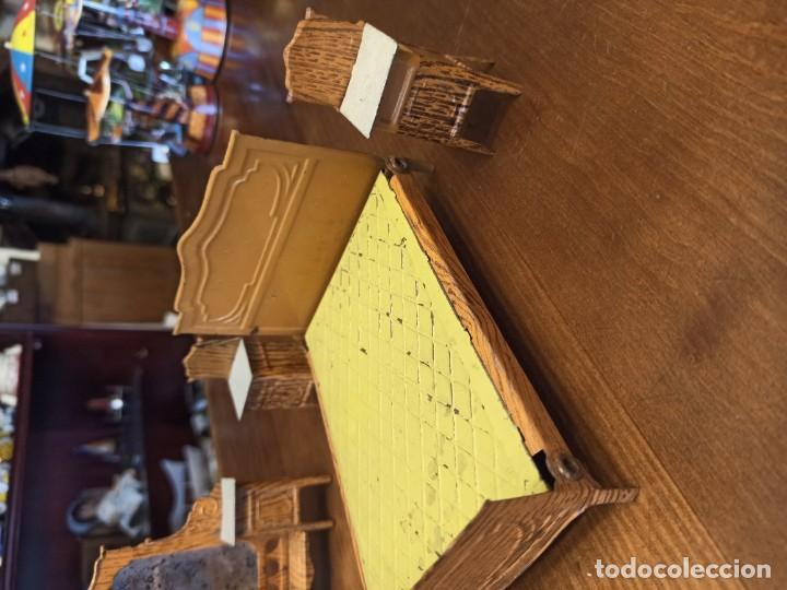 Juguetes antiguos de hojalata: Dormitorio - Foto 2 - 194929048
