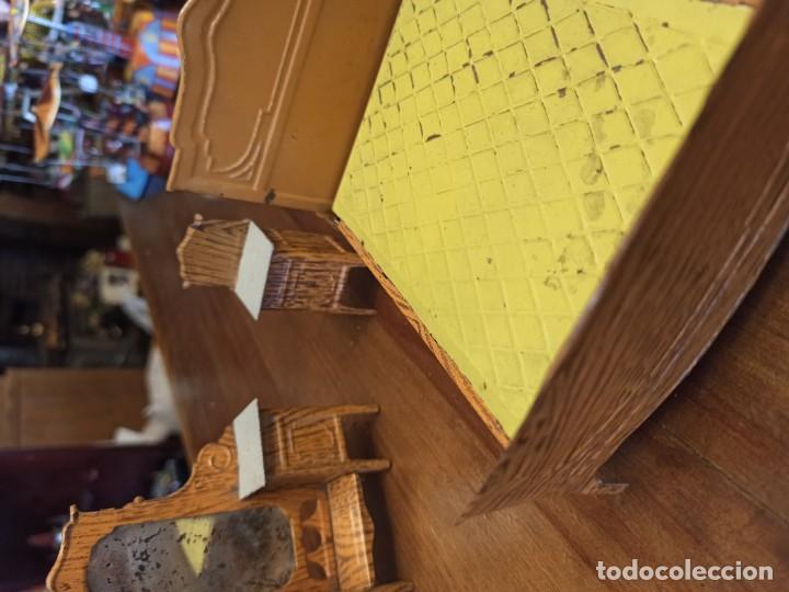Juguetes antiguos de hojalata: Dormitorio - Foto 3 - 194929048