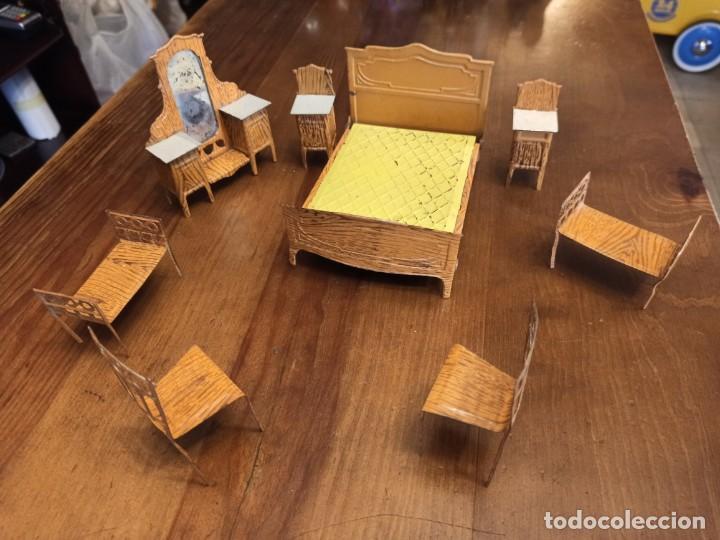 Juguetes antiguos de hojalata: Dormitorio - Foto 9 - 194929048