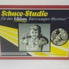 Juguetes antiguos de hojalata: SCHUCO STUDIO 1050. NUEVO A ESTRENAR. NUNCA USADO. Lote 194932247