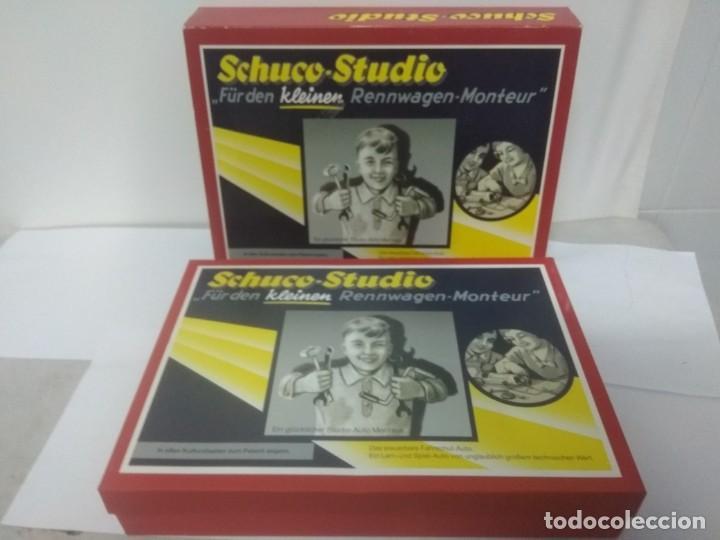 Juguetes antiguos de hojalata: Schuco studio 1050. Nuevo a estrenar. Nunca usado - Foto 2 - 194932247