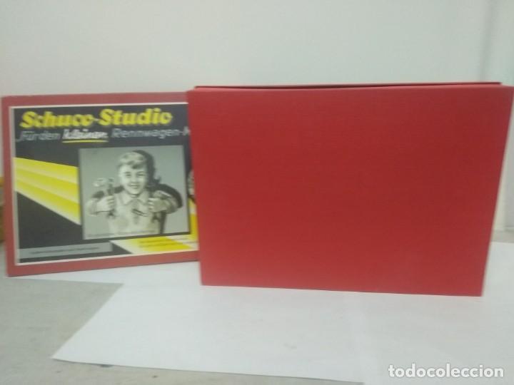 Juguetes antiguos de hojalata: Schuco studio 1050. Nuevo a estrenar. Nunca usado - Foto 9 - 194932247
