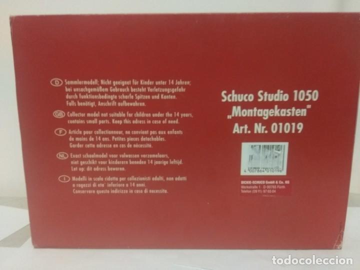 Juguetes antiguos de hojalata: Schuco studio 1050. Nuevo a estrenar. Nunca usado - Foto 10 - 194932247