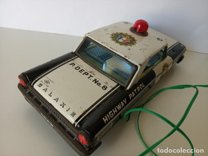 Juguetes antiguos de hojalata: Ford Galaxie Highway Patrol - ASC Aoshin - Japan (#02) - Foto 11 - 195041833
