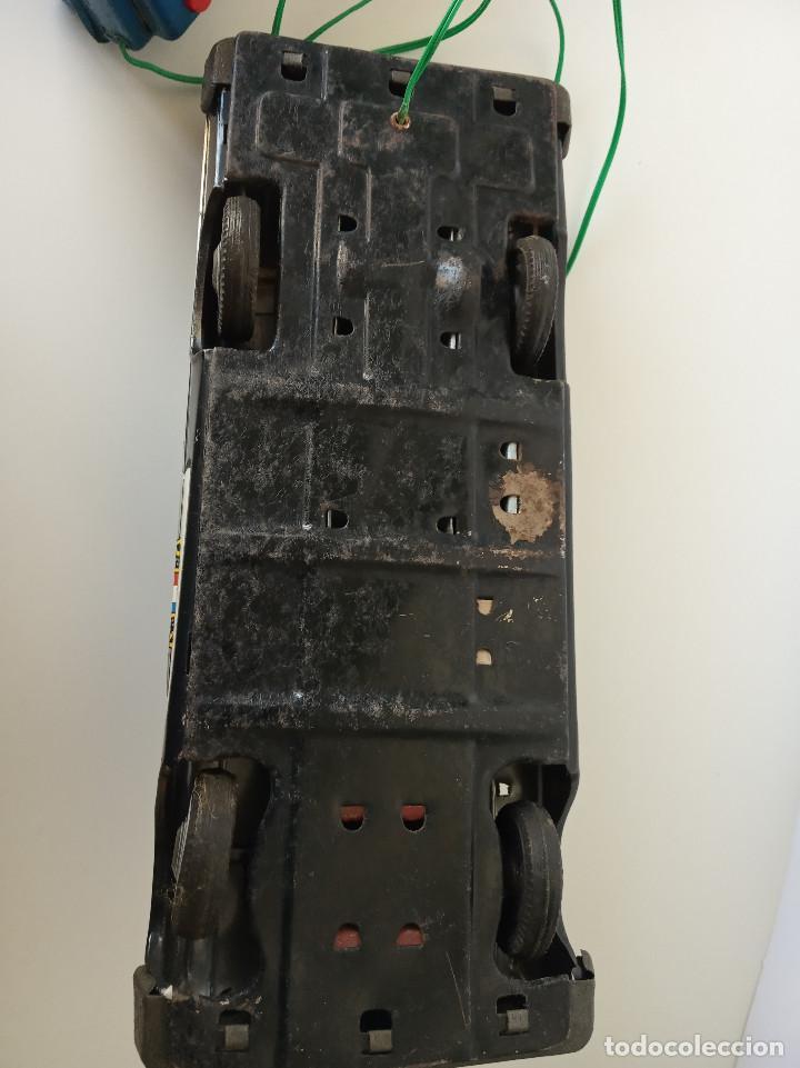 Juguetes antiguos de hojalata: Ford Galaxie Highway Patrol - ASC Aoshin - Japan (#02) - Foto 18 - 195041833