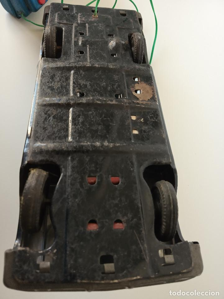 Juguetes antiguos de hojalata: Ford Galaxie Highway Patrol - ASC Aoshin - Japan (#02) - Foto 19 - 195041833