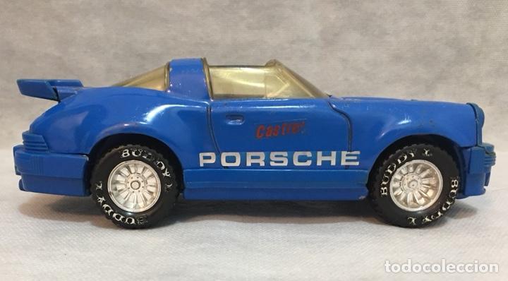 Juguetes antiguos de hojalata: Porsche Buddy L Corp de hojalata antiguo - Foto 5 - 195244330