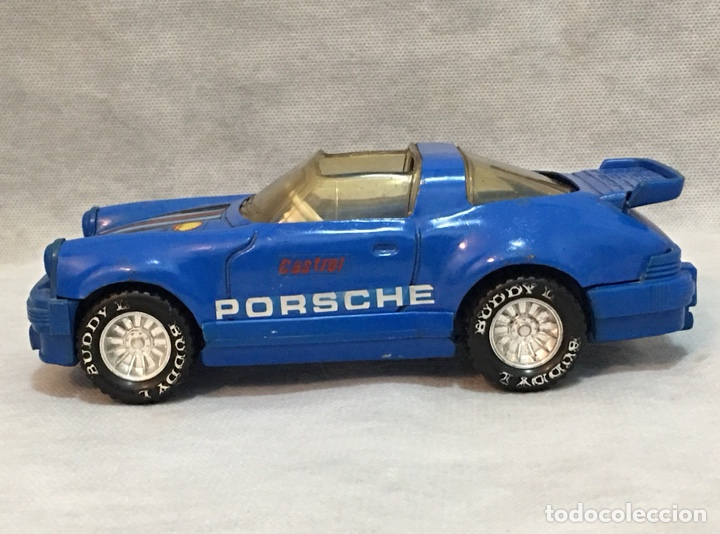 Juguetes antiguos de hojalata: Porsche Buddy L Corp de hojalata antiguo - Foto 6 - 195244330