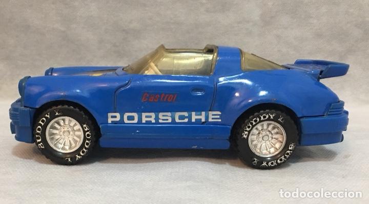 Juguetes antiguos de hojalata: Porsche Buddy L Corp de hojalata antiguo - Foto 7 - 195244330