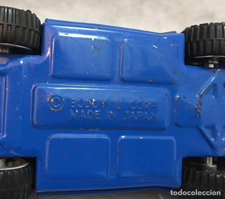 Juguetes antiguos de hojalata: Porsche Buddy L Corp de hojalata antiguo - Foto 15 - 195244330