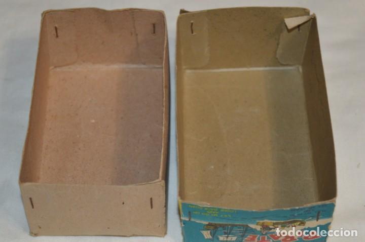 Juguetes antiguos de hojalata: TPS - CLIMBING PIRATE / Made In Japan - Hojalata Litografiada - Funcionando - Años 50/60 ¡Mira! - Foto 20 - 198361428