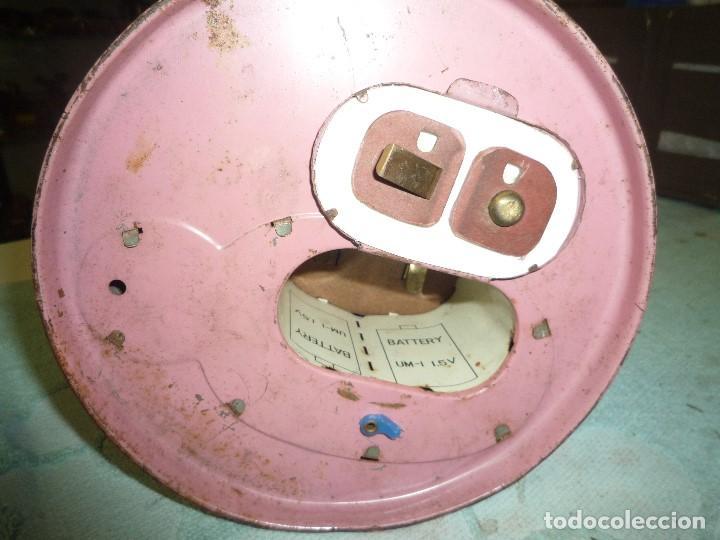 Juguetes antiguos de hojalata: Automata japones - Foto 5 - 202271461