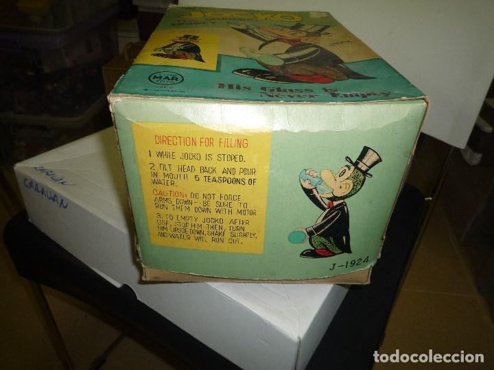 Juguetes antiguos de hojalata: Automata japones Joko - Foto 3 - 202271871