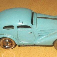 Brinquedos antigos de folha-de-Flandres: SCHUCO ANTIGUO AUDI AUTO UNION FUNCIONANDO PERFECTAMENTE. Lote 204710483