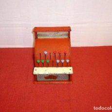 Brinquedos antigos de folha-de-Flandres: CAJA REGISTRADORA MADE IN ENGLAND MARCA CODEG.. Lote 204731362